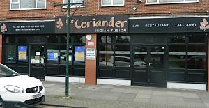 Londra'da satılık hindistan restoranı
