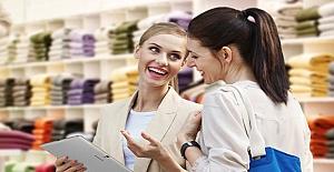 Perakende mağazasında giyim satış asistanı aranıyor