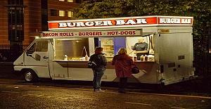 Satılık Burger Van