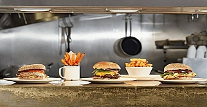 Satılık Fast Food Takeaway