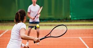 Londra'da Tenis Dersi