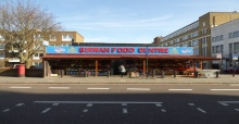 Londra Şirwan Food Centre