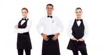 Londra Kebab Shop'ta Çaşılacak Şef ve Garsonlar