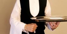Londra'da Kebab Restoranına Şef ve Garson
