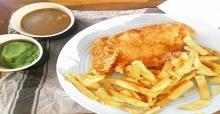 Balham'da Fish and Chips'de Çalışacak Şef
