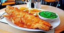 Enfield'da Satılık Fish and Chips