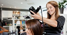 Londra'da mobile hair dresser