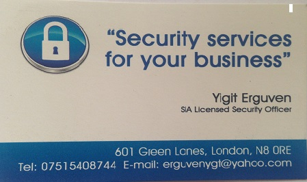 security services for your business