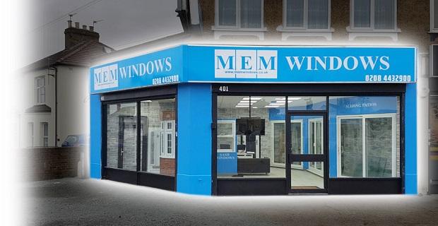 Londra'da MEM WINDOWS