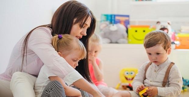Londra'da Nanny ve Childcare hizmetleri