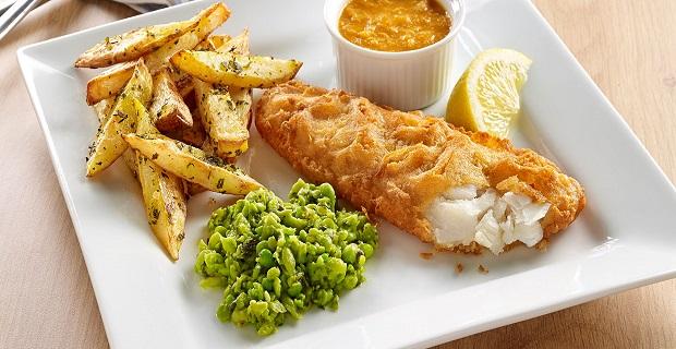 Biggleswade Langford'da Satılık Fish and Chips