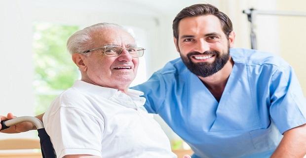 Londra'da hasta ve yaşlı bakımı yapılır