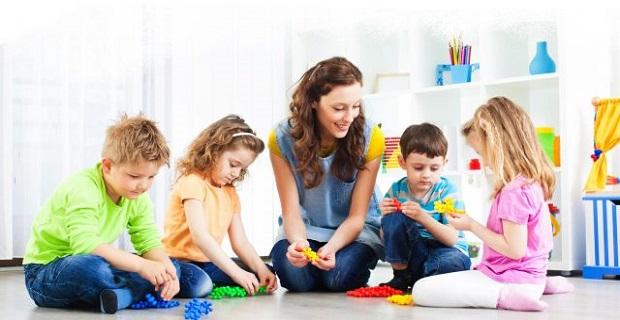 Londra'da çocuk bakımı ve ev temizliği hizmetleri