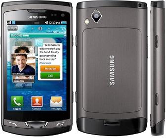Samsung wave marka cep telefonu Türkiye