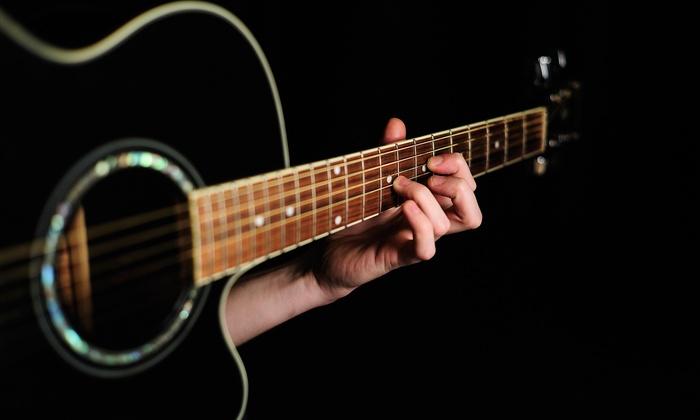 Professional Guitar Lessons