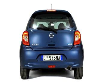 satılık Delivery arabası Nissan Micra Londra içinde