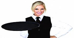 Restaurant'da çalışacak bayan garson ve hazırlık şefi aranıyor!
